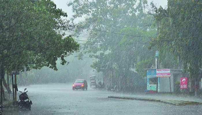 बिहार में लुढ़का तापमान, भारी बारिश, बिजली गिरने की संभावना