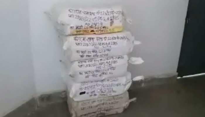 आंध्र प्रदेश से पटना ले जाया जा रहा था लाखों का गांजा, पुलिस ने किया बरामद