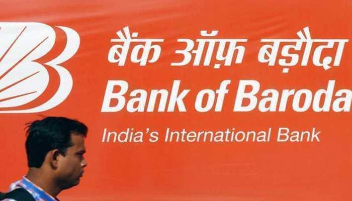 विलय के बाद पहली बार बैंक ऑफ बड़ौदा के तिमाही नतीजे आए, कुल लाभ 710 करोड़ रुपये