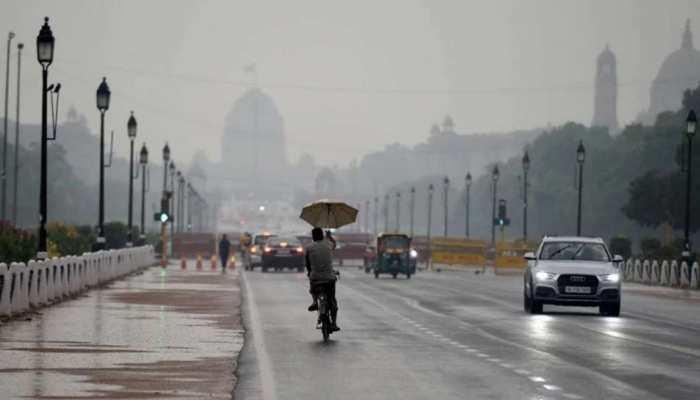 दिल्ली-NCR से रूठ गए बादल, इस सप्ताह नहीं होगी अच्छी बारिश, चलेंगी तेज हवाएं