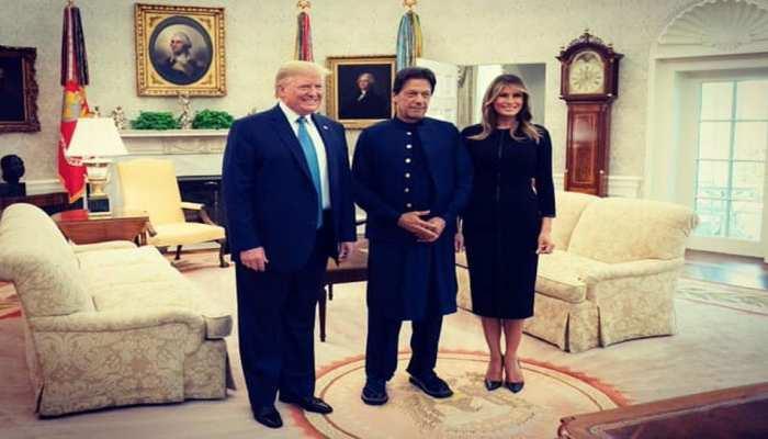 इमरान खान की अमेरिकी यात्रा से जुड़ा एक विवाद, जानें क्या है मामला?