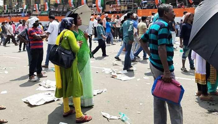 कूचबिहार में नेता का अपहरण, तृणमूल ने लगाया बीजेपी पर आरोप
