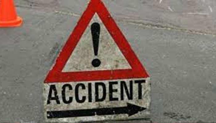 फिरोजाबाद: ट्रक-टेंपो में भीषण भिड़ंत, 3 लोगों की दर्दनाक मौत, 4 गंभीर