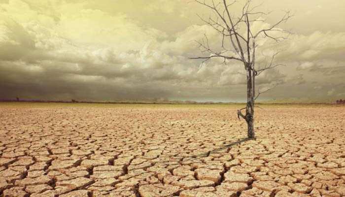 छत्तीसगढ़ में बने सूखे जैसे हालात, 18 जिलों में सामान्य से भी कम बारिश
