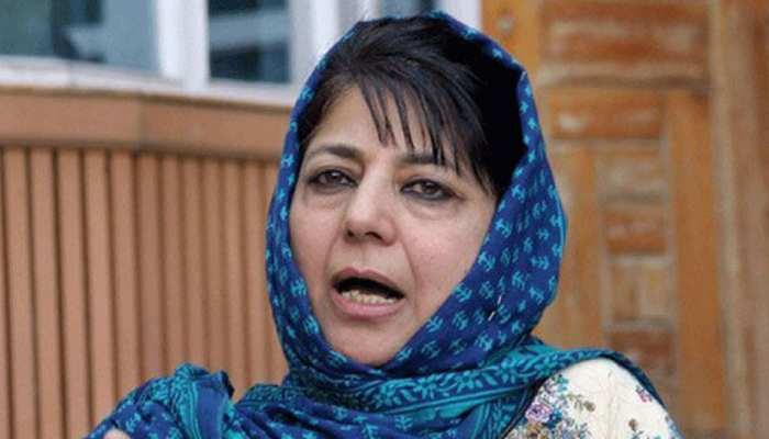 महबूबा मुफ्ती बोलीं, 'कश्मीर में अतिरिक्त जवानों की तैनाती से डर फैल रहा'