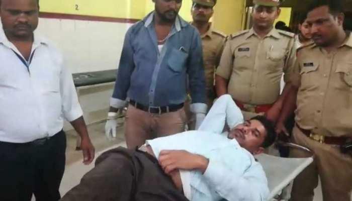 रायबरेली: पुलिस के हत्थे चढ़ा 25 हजार का ईनामी बदमाश, मुठभेड़ में हुआ घायल