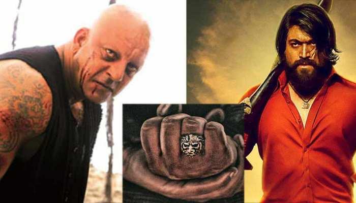 रिलीज हुआ 'केजीएफ चैप्टर 2' का दमदार पोस्टर, क्या संजय दत्त बनेंगे 'अधीरा'!