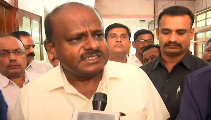 कर्नाटक: कुमारस्वामी बोले, 'हम नही मिलाएंगे BJP से हाथ, विधायक न दें अफवाहों पर ध्यान'