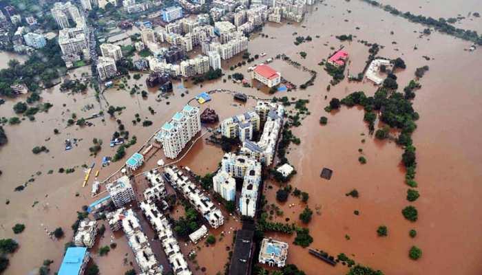 मुंबई में अगले 24 घंटे में भारी बारिश की आशंका, हाईटाइड के कारण उठेंगी 3 मीटर से ऊंची लहरें