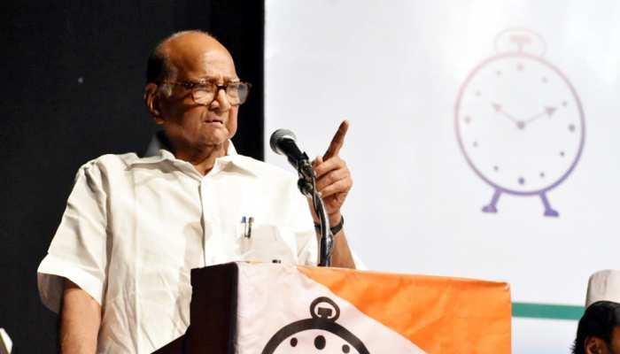 BJP ने पैसे के दम पर अल्पमत को बहुमत करना सिखाया: शरद पवार