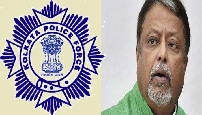 कोलकाता पुलिस के नोटिस के खिलाफ बीजेपी नेता मुकुल रॉय ने खटखटाया हाईकोर्ट का दरवाजा