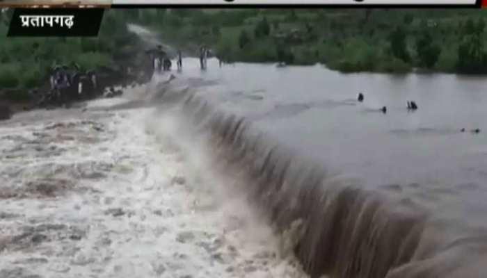 जयपुर में बारिश ने तोड़े सभी रिकॉर्ड, मौसम विभाग ने दिए अलर्ट रहने के निर्देश