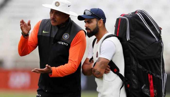 INDvsWI: विराट-रोहित विवाद पर कोच रवि शास्त्री का तीखा जवाब, टीम से बड़ा कोई नहीं