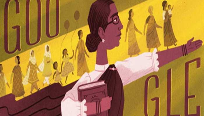 देश की पहली महिला विधायक डॉ मुथुलक्ष्मी रेड्डी को Google ने किया याद, सम्मान में बनाया Doodle