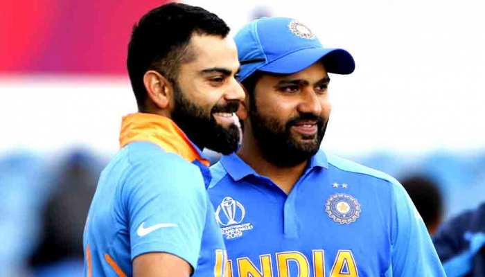 विराट ने अमेरिका जाने से पहले शेयर की टीम की तस्वीर, रोहित ने लिखा- इस स्क्वॉड को मिस करूंगा