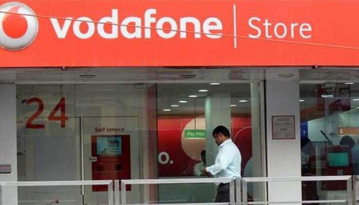 वित्तीय नतीजे जारी होने पर Vodafone-Idea का शेयर लुढ़का