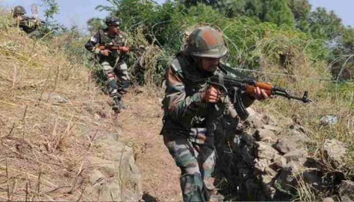 पाक ने फिर किया सीजफायर का उल्लंघन, भारतीय सेना का एक जवान शहीद