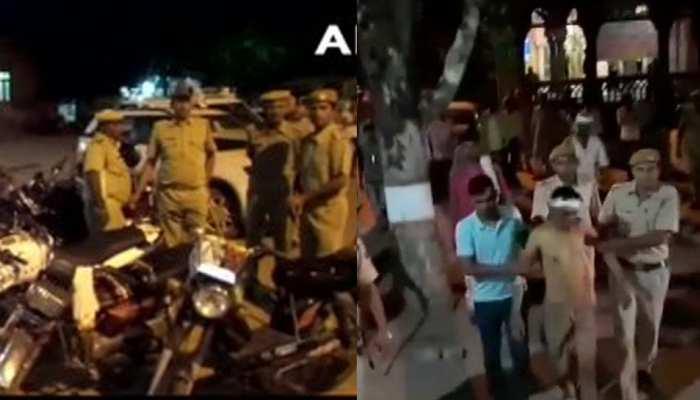 राजस्थान: गो तस्करों को रोका तो ग्रामीणों पर चलाई गोली, एक आरोपी की जमकर पिटाई
