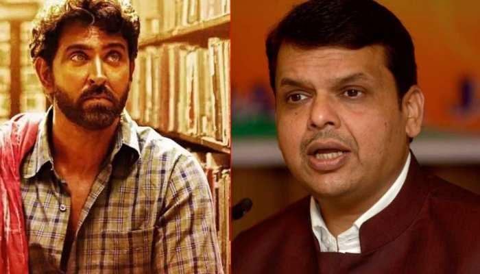 महाराष्ट्र में टैक्स फ्री हुई 'सुपर 30', ऋतिक रोशन ने CM फडणवीस को कहा- धन्यवाद
