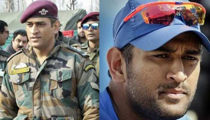 PICS: MS Dhoni is ready for his new role of lieutenant colonel in Indian Army