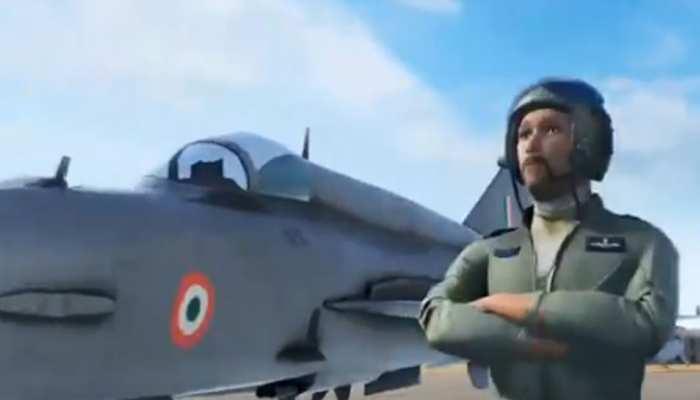 IAF ने लॉन्च किया मोबाइल गेम, बालाकोट एयर स्ट्राइक की तरह दुश्मन पर कर पाएंगे 'बमबारी'