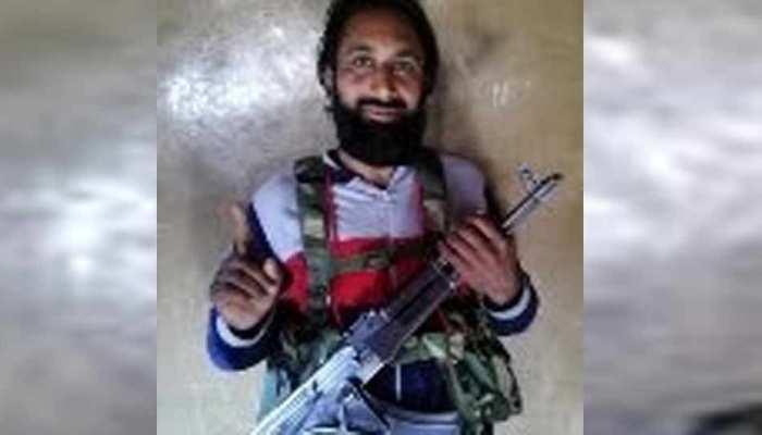 कश्मीर के बडगाम से गिरफ्तार हुआ हिजबुल मुजाहिद्दीन का आतंकी शौकत