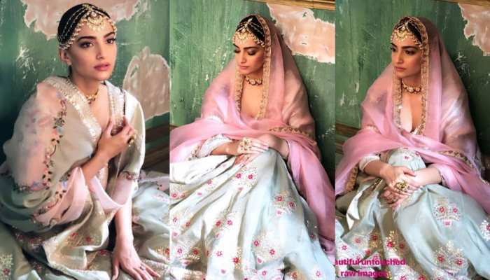 Sonam Kapoor looks gorgeous in her latest photoshoot for a wedding magazine