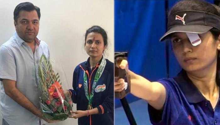 पैरा वर्ल्ड कप में राजस्थान की बेटी ने जीते दो गोल्ड मैडल, किया देश का नाम रोशन