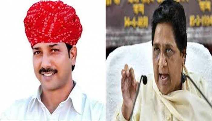राजस्थान: BSP विधायक ने ही मायावती पर लगाए आरोप, कहा-ज्यादा पैसा देने वाले को देती हैं टिकट