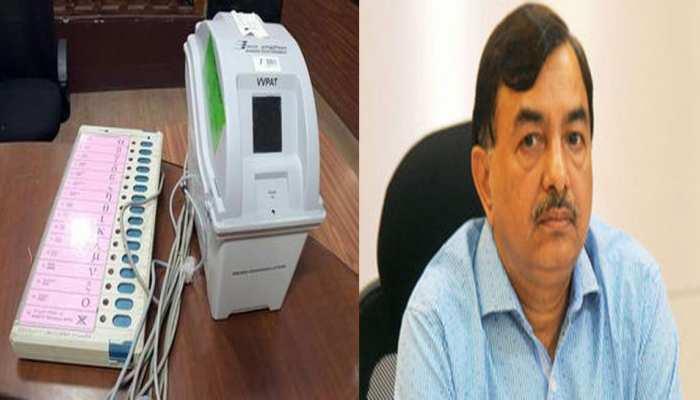VVPAT पर्ची मिलान में राजस्थान में 2 जगहों पर एक या दो वोट का अंतर: CEC सुशील चंद्रा