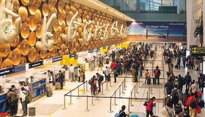दिल्ली एयरपोर्ट को पेपरलेस बनाने की तैयारी, फेशियल रिकॉग्निशन सिस्टम पर काम शुरू