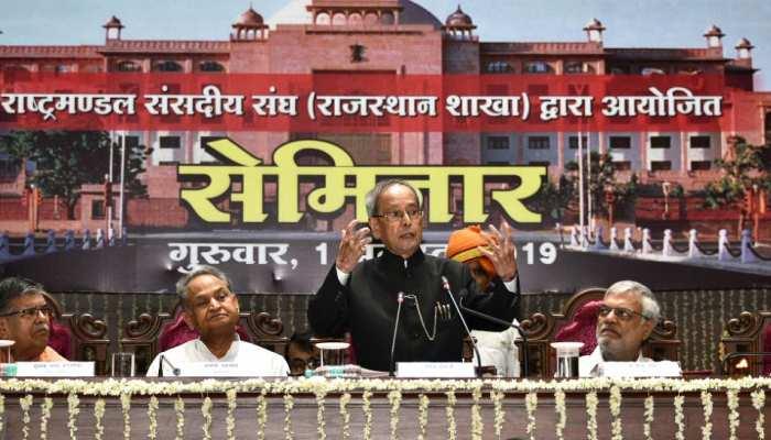 पंडित नेहरू ने कॉमनवेल्थ में भारत के शामिल होने पर जताई थी आपत्ति: प्रणब मुखर्जी