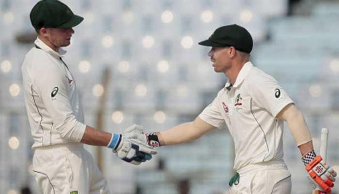 Ashes: टेस्ट क्रिकेट में बैन के बाद वार्नर और बैनक्रॉफ्ट की वापसी, नहीं छू पाए 'डबल फिगर'