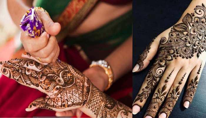 Hariyali Teej 2019: Latest mehndi designs for Womens