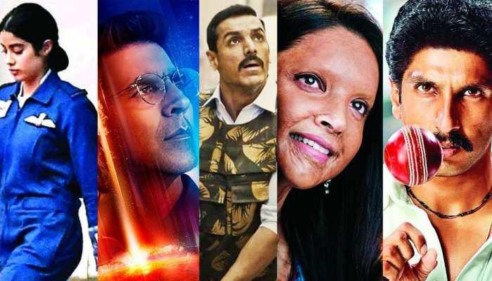 BOX OFFICE पर धमाल मचाएगी सच्ची घटनाओं पर बनी ये 5 फिल्में- यहां देखें LIST