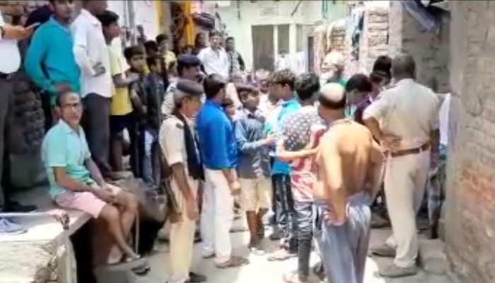 जहानाबादः बेटे के प्यार की सजा परिवार को मिली, लड़की पक्ष ने घर पर किया पथराव