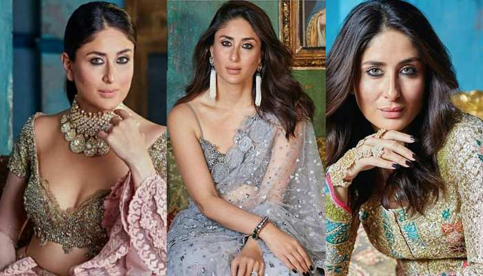 Trollers trolls Kareena Kapoor Khan for her latest bridal photoshoots view pictures