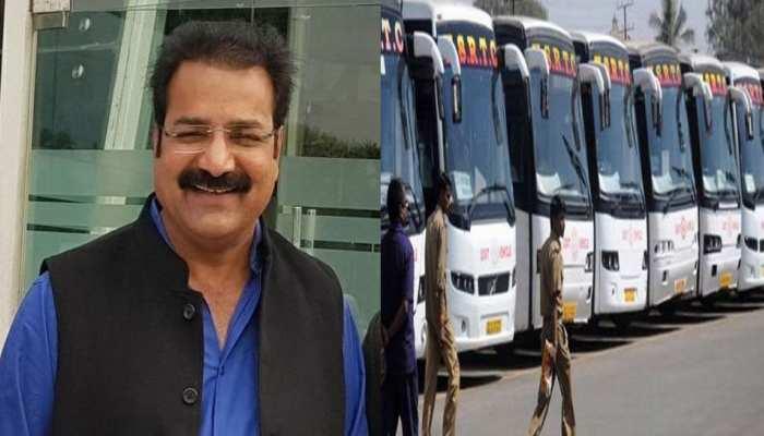 ग्रामीण क्षेत्रों में बंद परिवहन सेवा जल्द शुरू होगी: प्रताप सिंह खाचरियावास