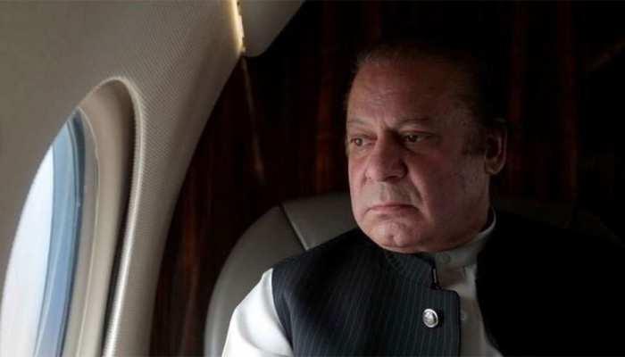 लाहौर: नवाज शरीफ के भतीजों को हज जाने वाले विमान से उतारा गया