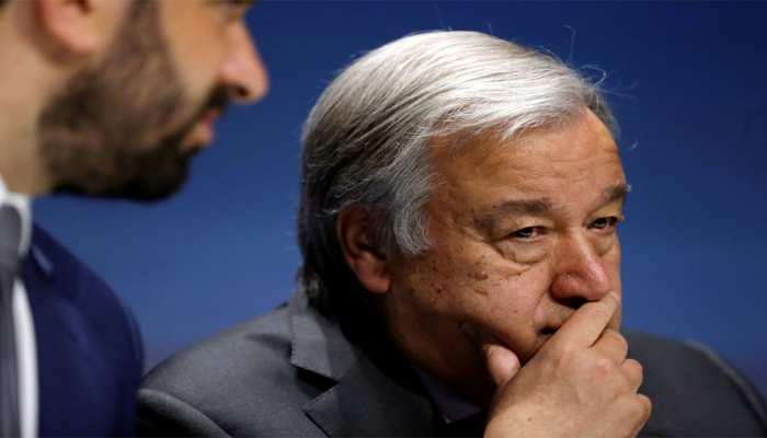 UN महासचिव गुतारेस ने कहा- दो बड़ी वैश्विक अर्थव्यवस्थाओं के बीच बढ़ते तनाव से परेशान हूं