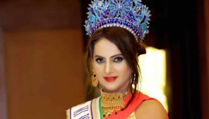नाज जोशी ने ऊंचा किया देश का मान, जीता मिस वर्ल्ड डायवर्सिटी 2019 का खिताब