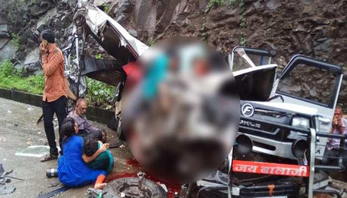 मध्य प्रदेशः बड़वानी में जीप-बस में जोरदार भिड़ंत, हादसे में चार की मौत, 5 घायल