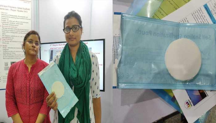 IIT दिल्ली के छात्रों ने खोजी ऐसी चमत्कारी पट्टी, जलने का निशान हो जाएगा गायब