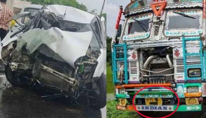उन्नाव कांड: ट्रक की नंबर प्लेट पर किसने पुतवाई थी कालिख? चालक ने खोला राज | CBI ने पूछे सवाल