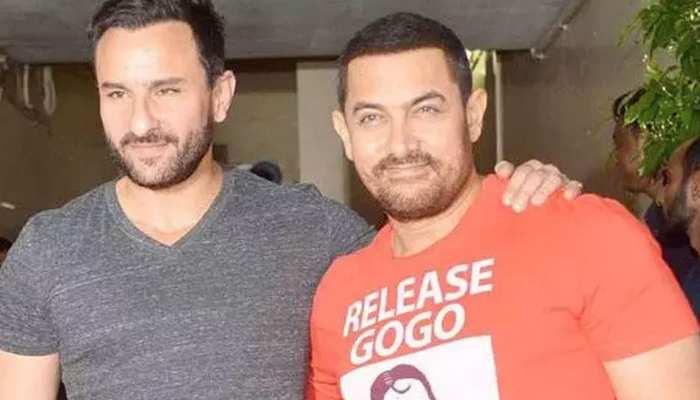 'लाल सिंह चड्ढा' के बाद इस ब्लॉकबस्टर में विलेन बनेंगे आमिर, सैफ अली खान को मिला ये रोल