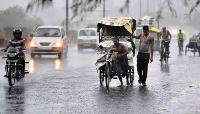 मध्य प्रदेश में भारी बारिश की चेतावनी, मौसम विभाग ने जारी किया अलर्ट