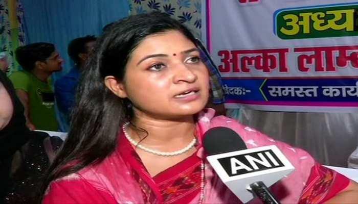 केजरीवाल को झटका, अलका लांबा ने दिया इस्तीफा, कहा- AAP में दम हो तो पार्टी से बाहर करें