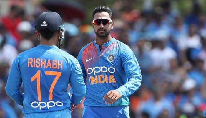 INDvsWI : दूसरे टी20 में चमके क्रुणाल पांड्या, 'मैं आज काफी भाग्यशाली रहा कि...'