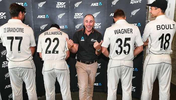 श्रीलंका सीरीज के लिए न्यूजीलैंड ने जर्सी नंबर की घोषणा की, जानिए किस प्लेयर को मिला कौन-सा Number