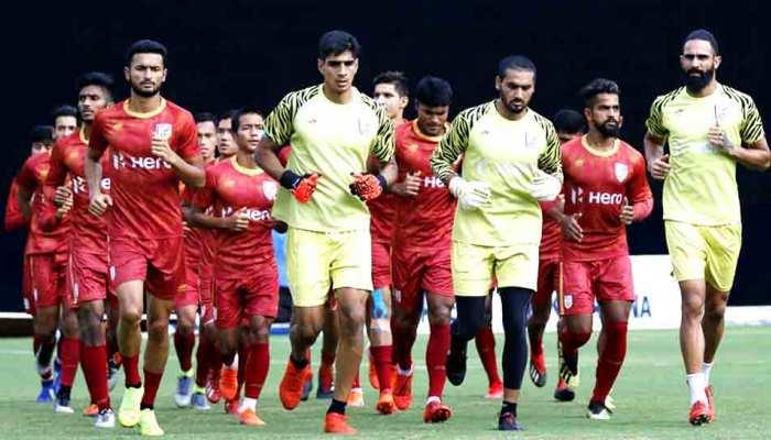 फुटबॉल: FIFA वर्ल्ड कप क्वालीफायर में भारत को मुश्किल ड्रॉ, एशियन चैंपियन कतर भी ग्रुप में